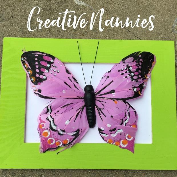 Butterfly Sensory Play