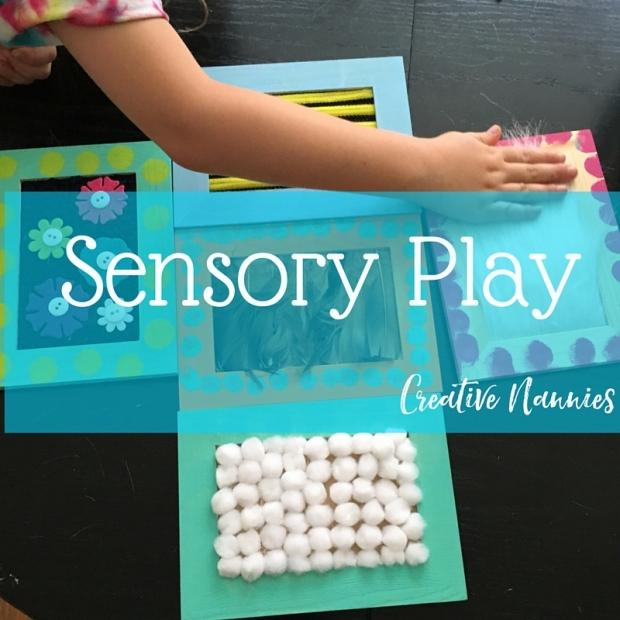 Sensory Play Post