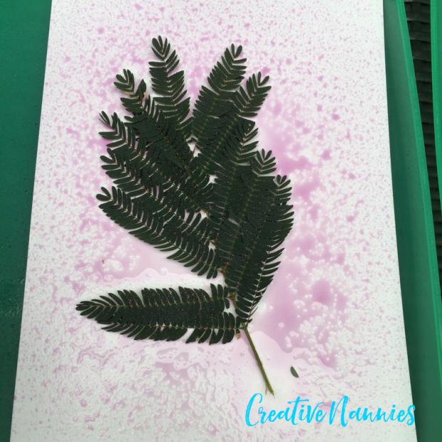 leaf-print